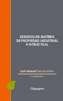 Estudios en materia de propiedad industrial e intelectual