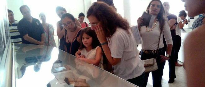Visita al Museo de la Inmigración UNTREF