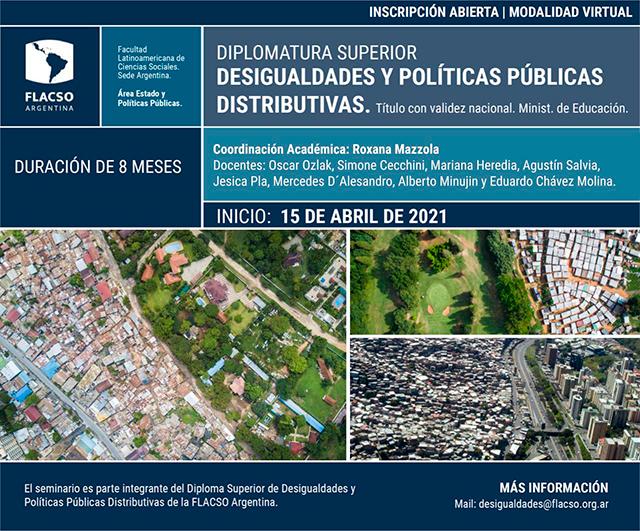 Desigualdades y Políticas Públicas Distributivas