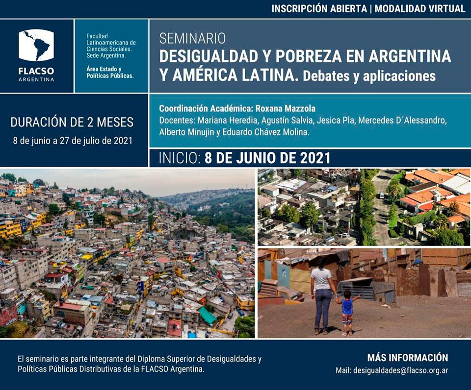 Desigualdad y pobreza en Argentina y América Latina
