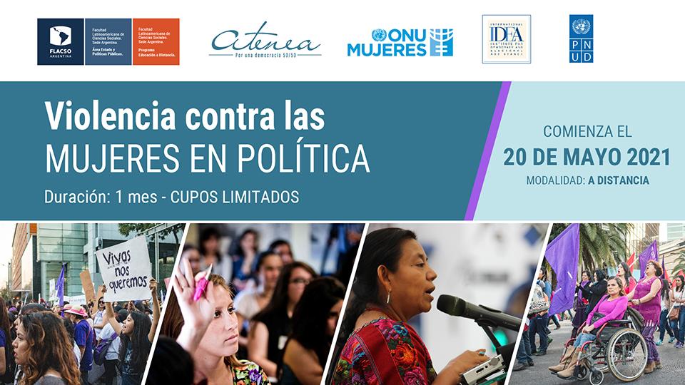 Violencia contra las mujeres en política