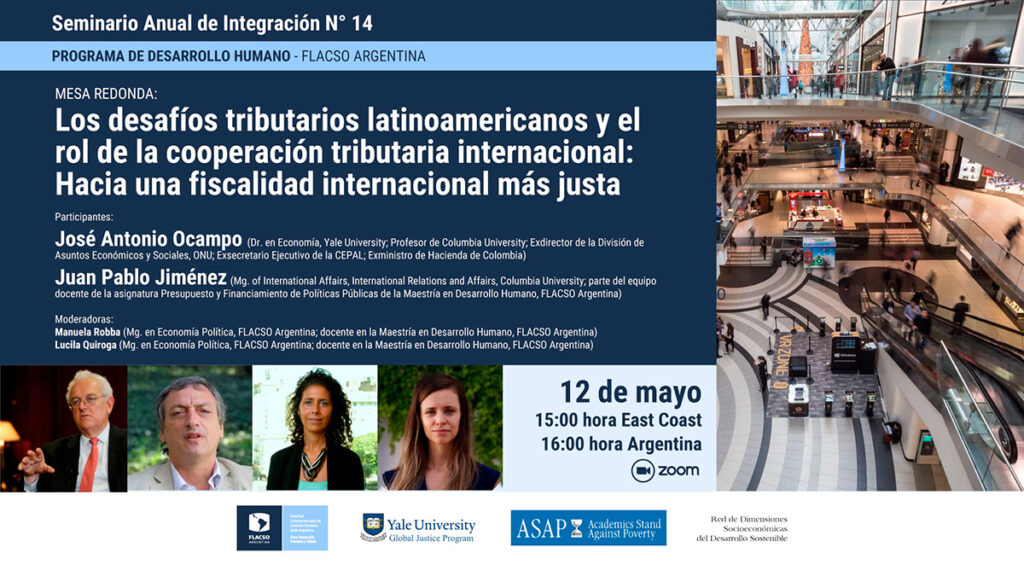 Los desafíos tributarios latinoamericanos y el rol de la cooperación tributaria internacional
