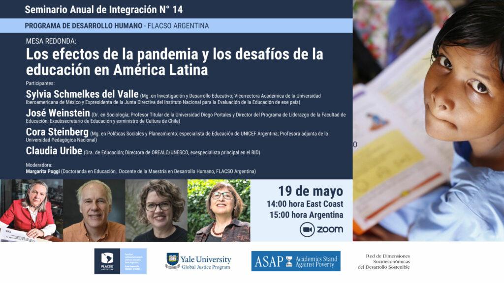 Los efectos de la pandemia y los desafíos de la educación en América Latina
