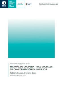 Manual de cooperativas sociales. Su conformación en 10 pasos
