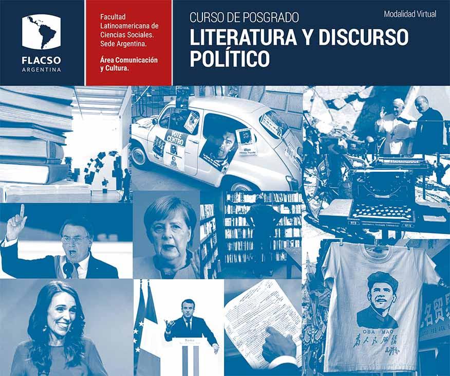Literatura y Discurso Político