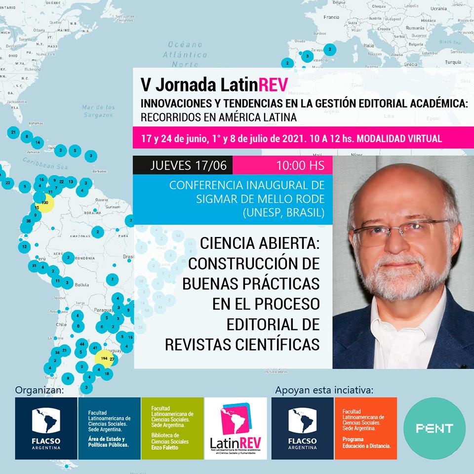 V Jornada LatinREV - Conferencia inaugural