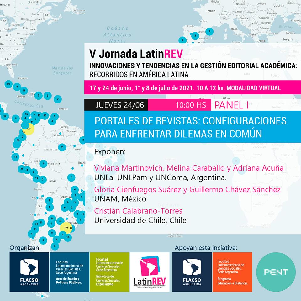 V Jornada LatinREV - Panel 1