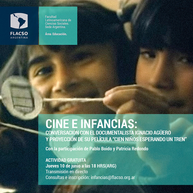 Cine e infancias: Una conversación con el documentalista Ignacio Agüero