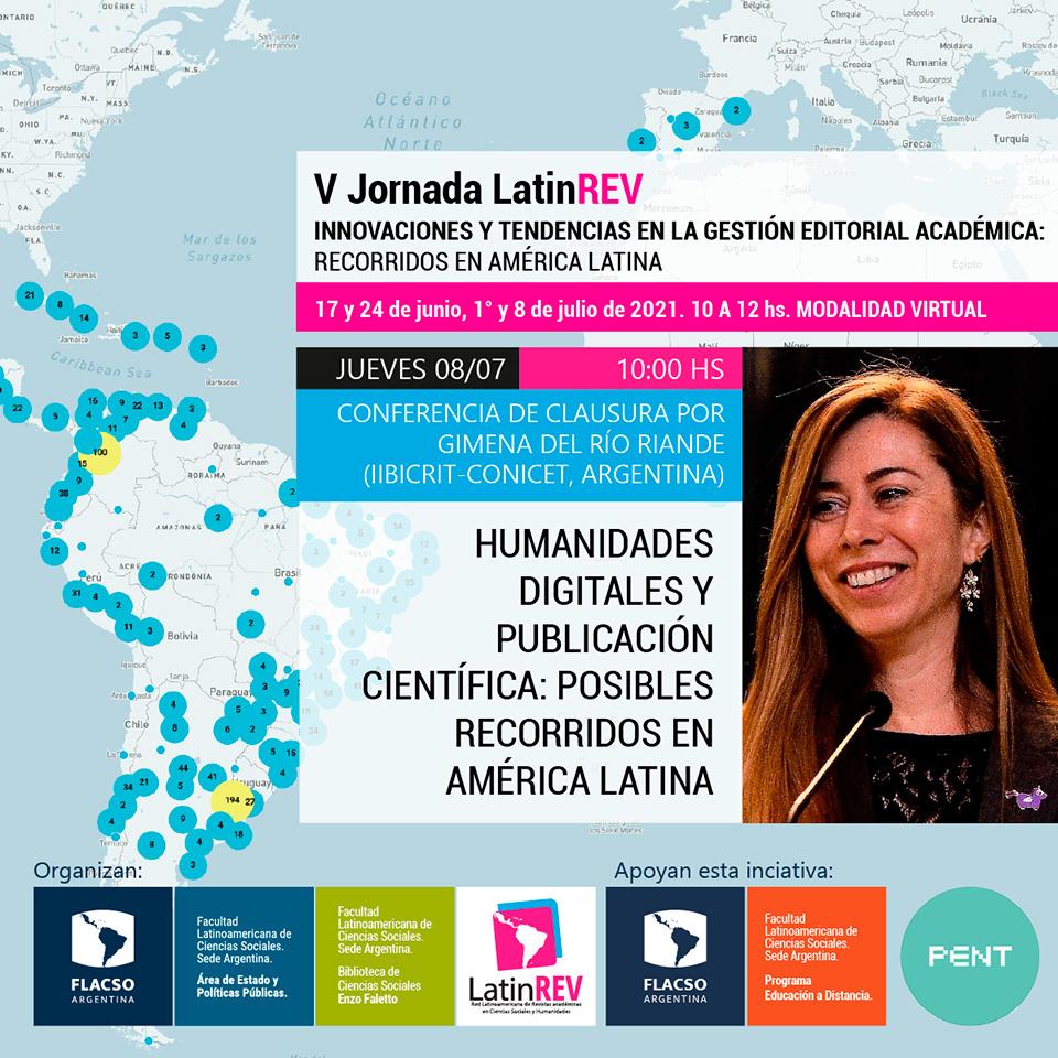 V Jornada LatinREV - Conferencia Clausura