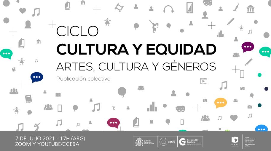 Presentación de la publicación del Ciclo Cultura y Equidad