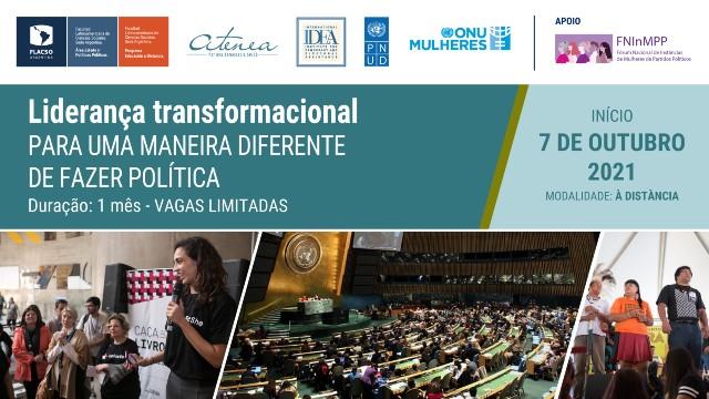 Liderança transformacional para uma maneira diferente de fazer política